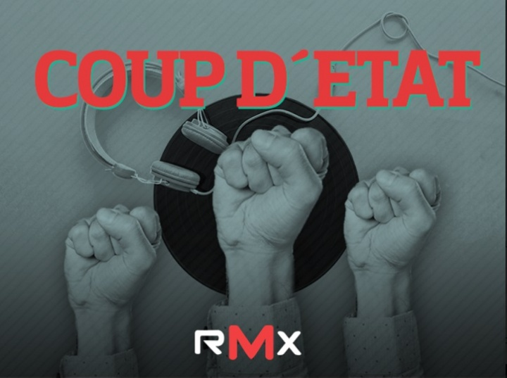 Coup D' Etat: Playlist 3 de abril 2018