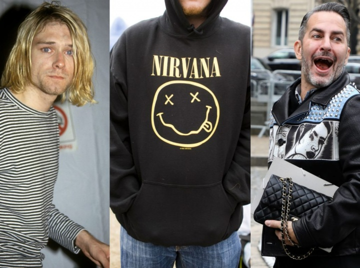"""Nirvana"" levanta demanda contra Marc Jacobs/Foto: PYMCA/UIG/Vinnie Zuffante/Pierre Suu/Getty Images"