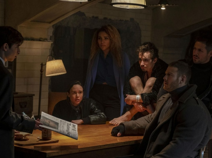 Confirman segunda temporada para The Umbrella Academy/Foto: Netflix